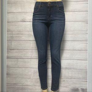 1822 denim high rise jeans